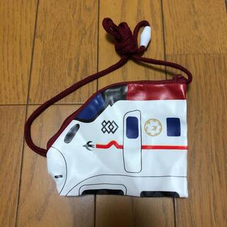 ジェイアール(JR)の【kohamaruさん 専用】新幹線ショルダーポーチ2(電車のおもちゃ/車)