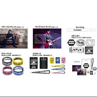 カンジャニエイト(関ジャニ∞)の錦戸亮 LIVE tour note 横須賀(ミュージシャン)