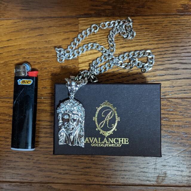 AVALANCHE(アヴァランチ)の アバランチ まず無い925ネックレスペンダントセット メンズのアクセサリー(ネックレス)の商品写真