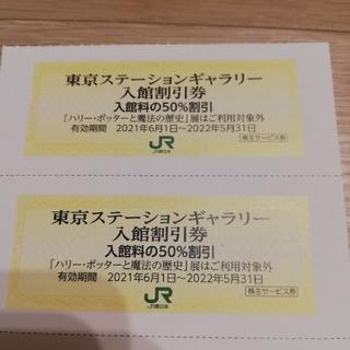 東京ステーションギャラリー 50%割引 2枚(美術館/博物館)
