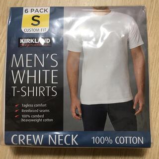 コストコ(コストコ)のコストコ カークランド Sサイズ 6枚 メンズTシャツ(Tシャツ/カットソー(半袖/袖なし))