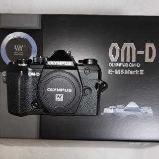 OLYMPUS - OLYMPUS OM-D E-M5 MarkIII ボディー 黒