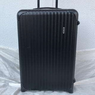 リモワ(RIMOWA)のリモワサルサブラック2輪の商品です。(スーツケース/キャリーバッグ)