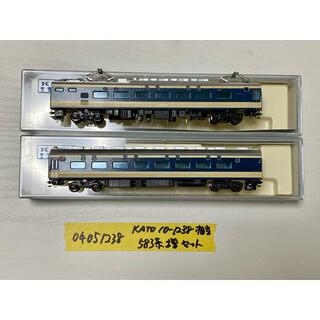 ジェイアール(JR)のKATO 10-1238 583系 モハネ2両増結セット 相当(鉄道模型)