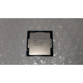 美品 CPU Intel Celeron G5900 LGA1200(PCパーツ)