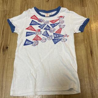 デニムダンガリー(DENIM DUNGAREE)のデニム&ダンガリー 半袖Tシャツ 160センチ位(Tシャツ(半袖/袖なし))