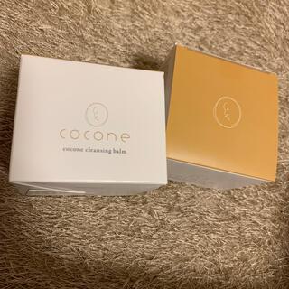 coconeクレンジングバーム 2個(クレンジング/メイク落とし)