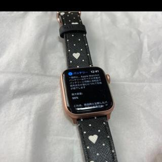 アップル(Apple)のApple Watch 5 アップルウォッチ(腕時計(デジタル))