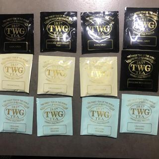 TWG 紅茶 tea ティーバック(茶)