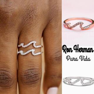 ロンハーマン(Ron Herman)のRon Herman 取り扱い Pura Vida パヴェ リング 9号 (リング(指輪))