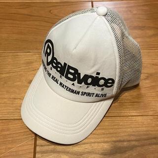 リアルビーボイス(RealBvoice)のReal Bvoice キャップ(キャップ)