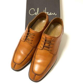 コールハーン(Cole Haan)の【COLE HAAN】コールハーン Uチップ レザーシューズ 25.5 革靴 (ドレス/ビジネス)