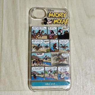 ニコアンド(niko and...)のniko and... ディズニー iphoneケース スマホケース(iPhoneケース)