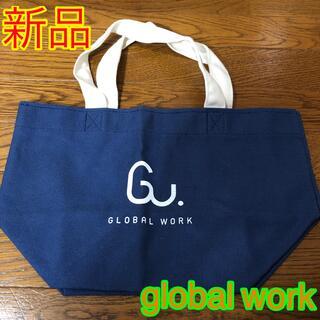 グローバルワーク(GLOBAL WORK)のグローバルワーク ミニ手提げ袋(トートバッグ)