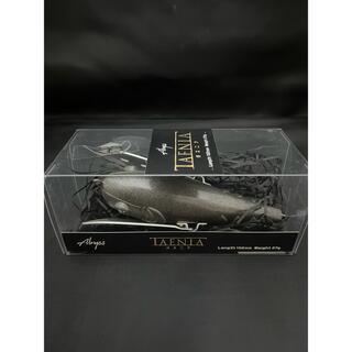 abyss TAENIA GUNMETAL ガンメタル gun タエニア(ルアー用品)