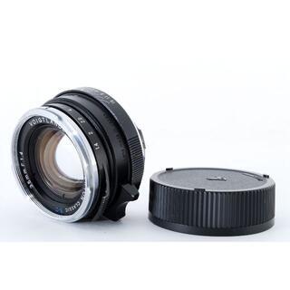 ライカ(LEICA)の Nokton Classic 35mm F1.4 SC VM【動作未確認】(レンズ(単焦点))
