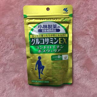 コバヤシセイヤク(小林製薬)の小林製薬💚グルコサミンEX × 3袋(その他)