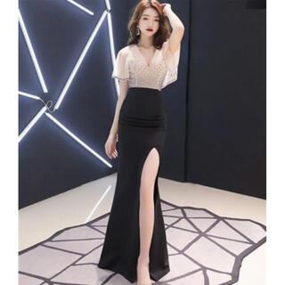 エンジェルアール(AngelR)のロングドレス キャバ パーティー(ロングドレス)