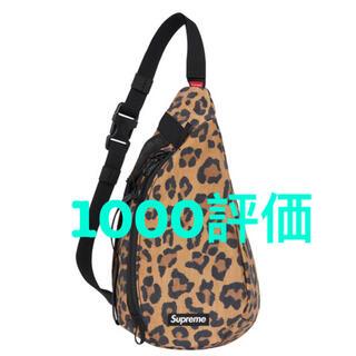 シュプリーム(Supreme)のSupreme 20FW Sling Bag 豹柄(ボディーバッグ)