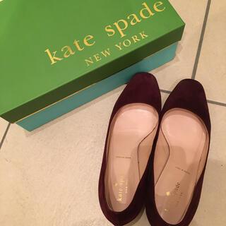 ケイトスペードニューヨーク(kate spade new york)の【箱付き♪】ケイトスペード kate spade new york  パンプス(ハイヒール/パンプス)