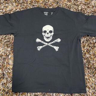 シュプリーム(Supreme)のVLONE ボーンスカル Tシャツ L(Tシャツ(半袖/袖なし))