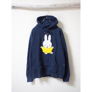 ワンエルディーケーセレクト(1LDK SELECT)の【POP TRADING COMPANY×Miffy】hoodie(パーカー)