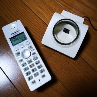 パナソニック(Panasonic)のパナソニック*子機&充電器(スマートフォン本体)