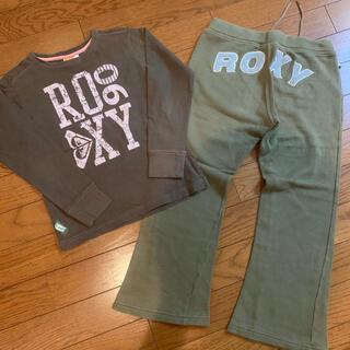 ロキシー(Roxy)のROXYカットソー&パンツ(Tシャツ/カットソー)