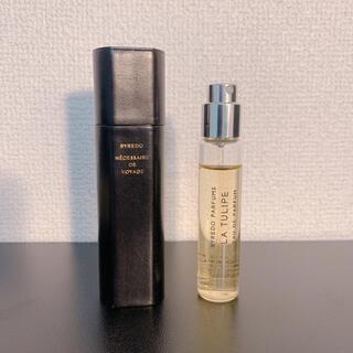 エストネーション(ESTNATION)のBYREDO 香水トラベルケース+LA TULIPE ミニサイズ(ユニセックス)