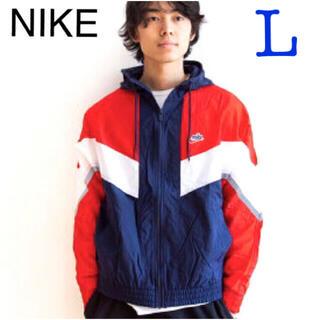 NIKE - 新品 ナイキ ウィンドランナー+ フーデッドジャケットL