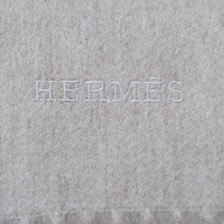 Hermes - HERMES マフラー 美品