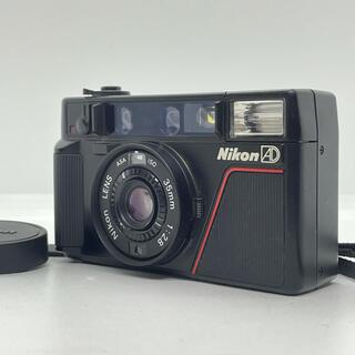 【完動品】Nikon L35 AD フィルムカメラ コンパクトカメラ