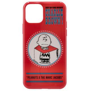 マークジェイコブス(MARC JACOBS)のPEANUTS×MARC JACOBS チャーリーブラウン iPhoneケース(iPhoneケース)