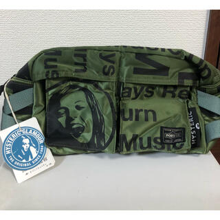HYSTERIC GLAMOUR - 新品未使用ヒステリックグラマー ポーター限定