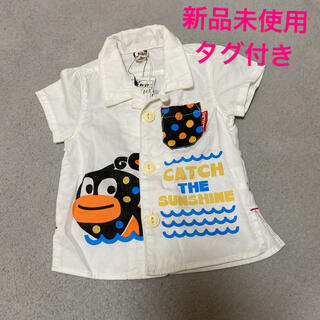 パーティーパーティー(PARTYPARTY)の半袖シャツ 子供服 パーティパーティ PARTYPARTY(シャツ/カットソー)