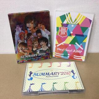 ヘイセイジャンプ(Hey! Say! JUMP)のHey!Say!JUMP/SUMMARY2011 in DOME〈2枚組〉セット(ミュージック)