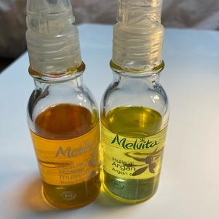 メルヴィータ(Melvita)の【メルヴィータ】アルガンオイル 、ローズヒップオイル(オイル/美容液)