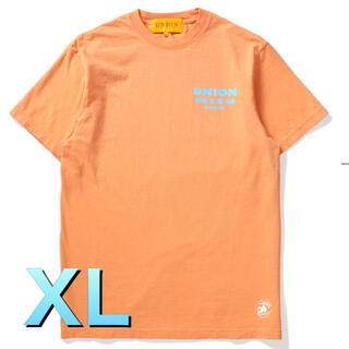 UNION BASS S/S TEE SUNSET ORANGE 3th(Tシャツ/カットソー(半袖/袖なし))