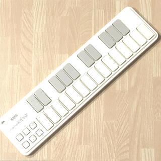 コルグ(KORG)のKORGnanoKEY2 コルグナノキー2USB(MIDIコントローラー)