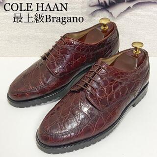 コールハーン(Cole Haan)の【最高級】COLE HAAN 約25.0cm ビジネスシューズ ドレス 革靴(ドレス/ビジネス)