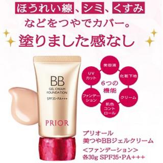 プリオール(PRIOR)のプリオールBBジェルクリーム オークル1(BBクリーム)