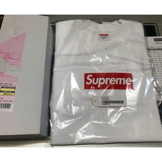シュプリーム(Supreme)のSupreme  Box Logo L/S Tee(Tシャツ(長袖/七分))