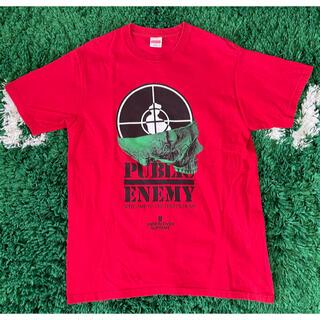 シュプリーム(Supreme)のシュプリーム アンダーカバー 18SS Tシャツ パブリックエナミー(Tシャツ/カットソー(半袖/袖なし))