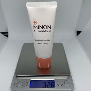 ミノン(MINON)のミノン アミノモイスト ブライトアップベース UV 25g(化粧下地)