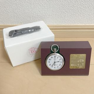 セイコー(SEIKO)の阪急電鉄 創立100周年記念 懐中時計(鉄道)