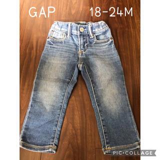 ギャップ(GAP)のGAP*18-24M  キッズデニム(パンツ/スパッツ)
