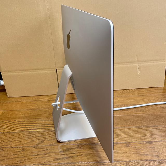 Apple(アップル)のApple iMac 21.5インチ Late2013 CORE i7 SSD スマホ/家電/カメラのPC/タブレット(デスクトップ型PC)の商品写真