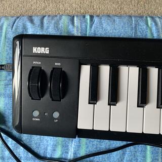 コルグ(KORG)のKORG microkey 37(MIDIコントローラー)