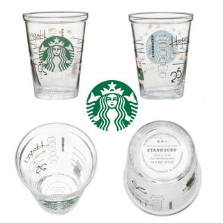 スターバックスコーヒー(Starbucks Coffee)のスタバ 新品 コレクタブルコールドカップグラスベアリスタ スターバックス クマ(タンブラー)