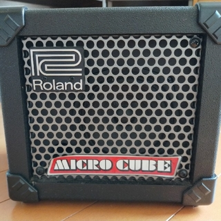 ローランド(Roland)のローランド ギターアンプ マイクロキューブ(ギターアンプ)
